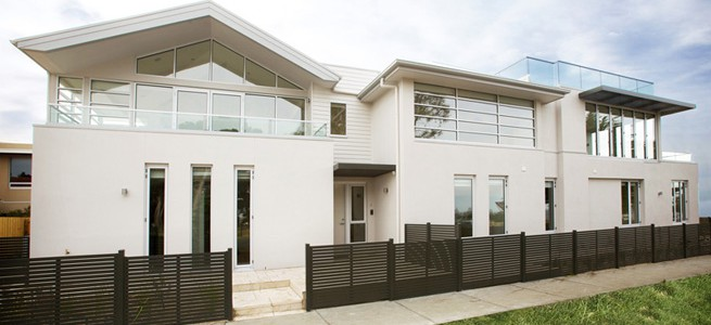 Williamstown – 3 Townhouses