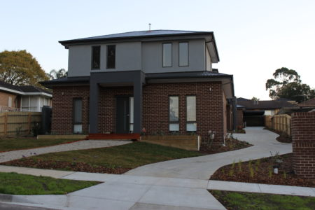 Boronia – 4 Townhouses