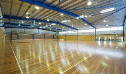 Doncaster Secondary College Gymnasium