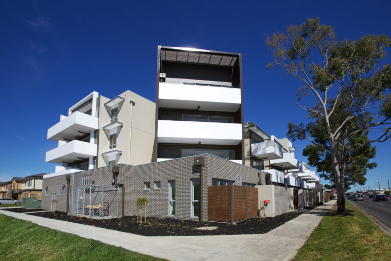 Braybrook Mews 61 Apartments