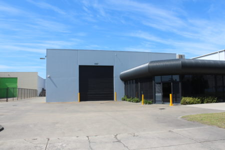 Commercial Warehouse Dandenong South