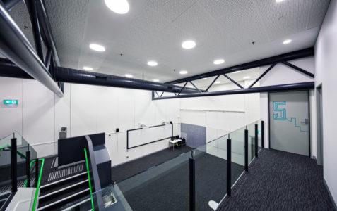 Victoria Police Academy – Hydra System