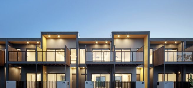 39 Apartments, 15 Townhouses & 3 Retail – Mill Park