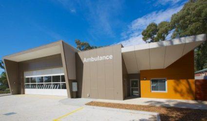 Kinglake Ambulance Station