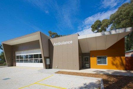 Kinglake Ambulance Station