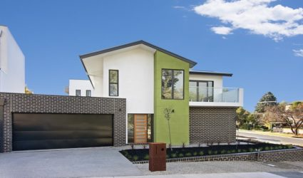 3 Townhouses – Ironbark