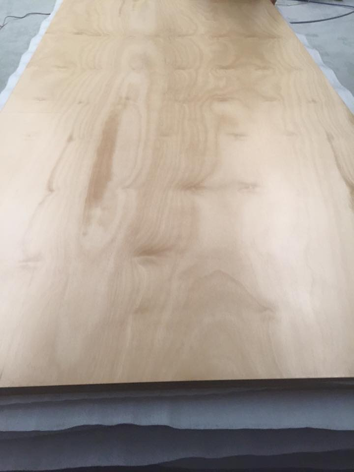 Sprayed Hoop Pine Sheets