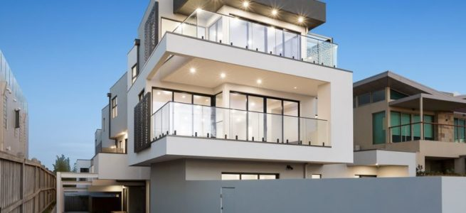 5 x 3 Story Townhouses – Seaford